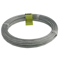 Whites 30m Galvanised Clothesline Coil