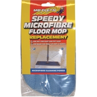 Mr Clean Speedy Microfibre Floor Mop Refill
