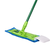 Sabco XL Total Microfibre Mop With Antibacterial Wet Pad