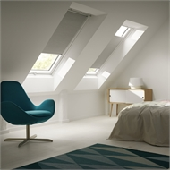 VELUX 780 x 980mm Manual Honeycomb Blind