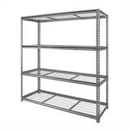 Montgomery 1830 x 2100 x 460mm 4 Shelf Heavy Duty Storage Unit