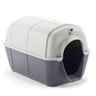 Fido & Fletch Large Plastic Dog Kennel
