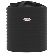 Polymaster 5200L Round Corrugated Poly Water Tank - Monument