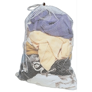 Sperling 90 x 60cm Drawstring Mesh Laundry Bag | Bunnings Warehouse