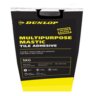 Dunlop 5kg Mastic Powder Multipurpose Tile Adhesive