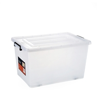 All Set 70L Storage Container With Lid