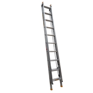 Gorilla 3.1-5.3m 150kg Aluminium Industrial Extension Ladder