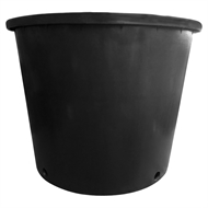 REKO 110L Black Plastic Growers Pot