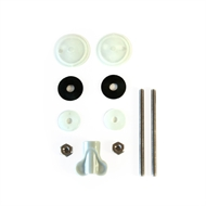 Loo With a View Spare Parts Fixing Set - 2 Piece