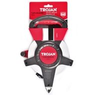 Trojan 30m Open Reel Tape Measure