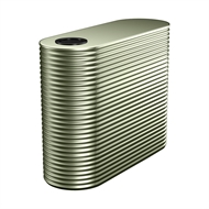 Kingspan 3000L Slim Steel Water Tank - 800mm x 1860mm x 2200mm Pale Eucalypt
