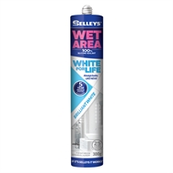 Selleys Wet Area 300g White For Life Wet Area Silicone