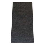 Ideal DIY 4m Charcoal Foamback Indoor Carpet