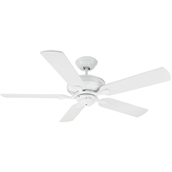Emerson 52 Inch White Verandah Ceiling Fan