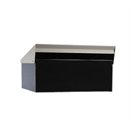 Sandleford 355 X 305 X 105mm Brushed Stainless Steel Comet