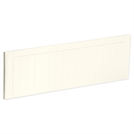Kaboodle 900mm Antique White Country Slimline Door