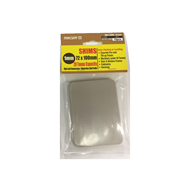 Macsim 72 x 100 x 1mm Brown Shim - 10 Pack