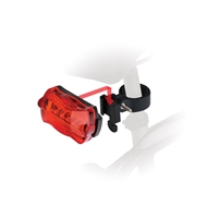 Arlec 200 Lumen LED Bike Light With Bell & Rear Light