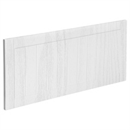 Kaboodle 600mm Provincial White Country Slimline Door