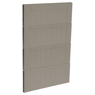 Kaboodle 450mm Portacini Country 4 Drawer Panels
