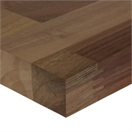 Think Timber 3005 x 600 x 32mm Modular Benchtop - European Walnut