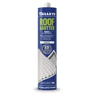 Selleys Roof & Gutter 300g White Silicone