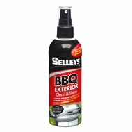 Selleys 250ml Clean & Shine Exterior BBQ Cleaner