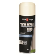 White Knight 300g Pearl White® Touch Up Spray Paint