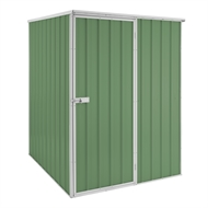 Pinnacle 1.5 x 1.5 x 2.1m Garden Shed - Green