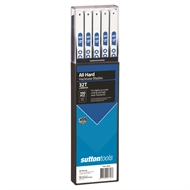 Sutton Tools 300mm 32TPI All Hard Hacksaw Blade - 100 Pack