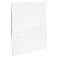 Kaboodle 600mm Vanilla Essence Heritage 2 Drawer Panels