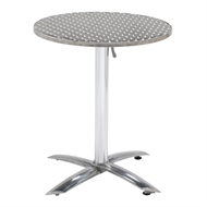 Tusk Living 70cm Round Fuse Cafe Table