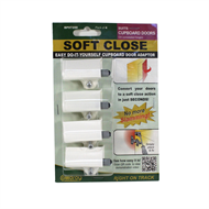 Cowdroy Hinged Door Soft Close Adaptor - 4 Pack
