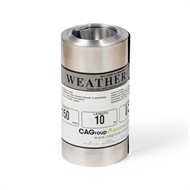 Consolidated Alloys 150 x 0.3mm x 10m Weatherflash