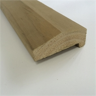 STS Timber Wholesale 90 x 45mm x 5.4m KD Treated Pine Rebated Fence Capping