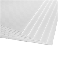 Project Panel White Corflute - 1200mm x 900mm x 5mm