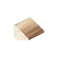 Porta 19 x 19mm 2.4m Clear Pine Tri Quad Moulding