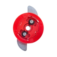 GripIt® 18mm Red Plasterboard Fixing - 4 Pack