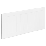 Kaboodle 600mm Vanilla Essence Country Slimline Door
