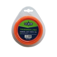 Saxon 1.3mm x 15m Round Trimmer Line