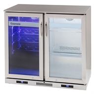 Gasmate Dual Zone Wine And Drinks Fridge