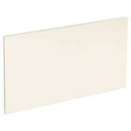 Kaboodle 600mm Custard Glaze Modern Slimline Door