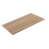 Flexi Storage 900 x 400 x 16mm Oak Shelf