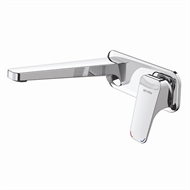 Methven Waipori Wall Mounted Basin Mixer With Plate