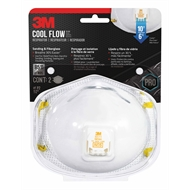 3M Pro Series Sanding Fibreglass Disposable Respirator - 2 Pack