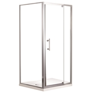 Mondella 920 x 880 x 1830mm Cadenza Shower Screen