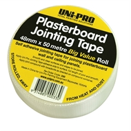 Uni-Pro 48mm x 50m Plasterboard Jointing Tape