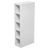 Kaboodle 150mm Wine Rack - Provincial White
