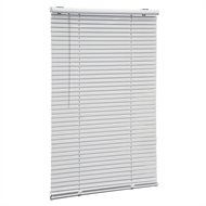 ClearVIEW 25mm Aluminium Slat Venetian - 2100mm x 1500mm White