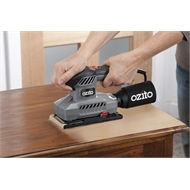Ozito 150W 1/3 Sheet Finishing Sander